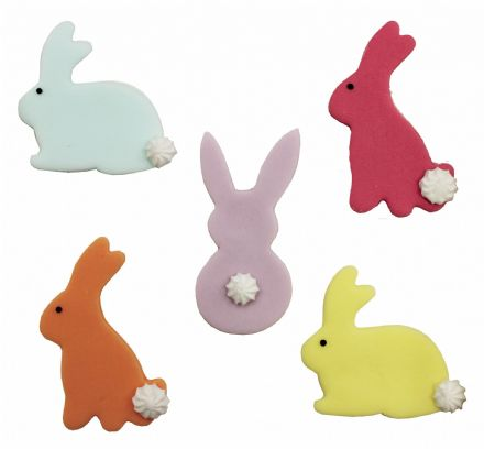 Bunny Sugar Decorations